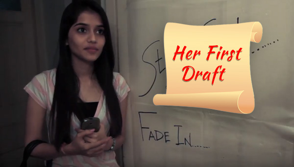Her First Draft | Short Film