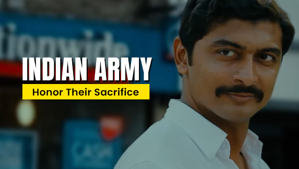 Indian Army | Honor Their Sacrifice